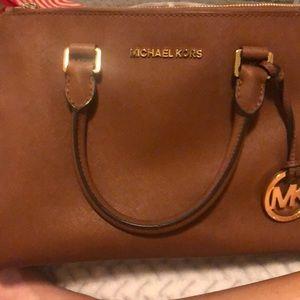 Brown Michael kors bag